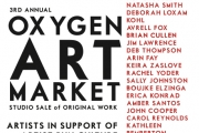 Get ready for the Oxygen Art Market